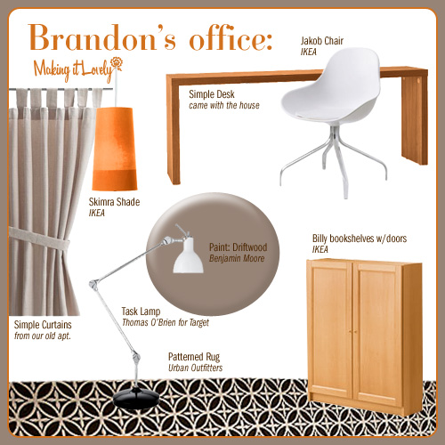 Brandon's Office