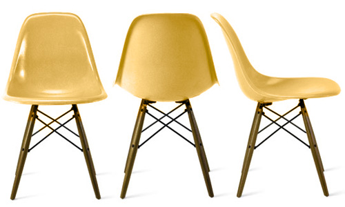 Modernica Eames Shell Chairs