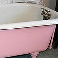 Pink Bathtub