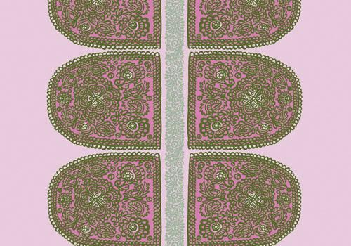 Marimekko Satula Fabric