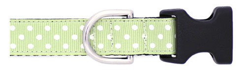 Celadon Mid-Size Dog Collar
