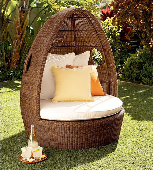 palmetto egg chair making it lovely. Black Bedroom Furniture Sets. Home Design Ideas
