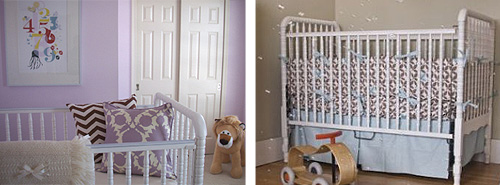 Jenny Lind Cribs