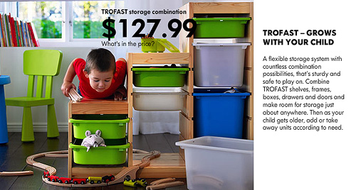 IKEA Trofast Storage  sc 1 st  Making it Lovely & IKEA Trofast Storage - Making it Lovely