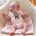One Month Old (Eleanor's Monthly Photo)