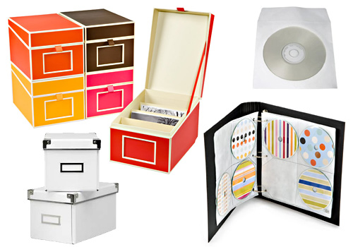 CD Storage Options