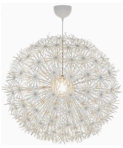 IKEA PS Collection Maskros Pendant Lamp
