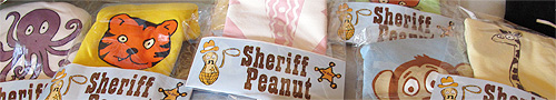 Sheriff Peanut
