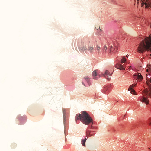 Pink Christmas: A Glimpse
