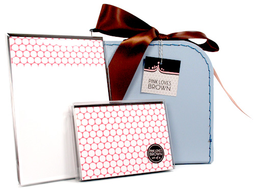 paper suitcase gift set