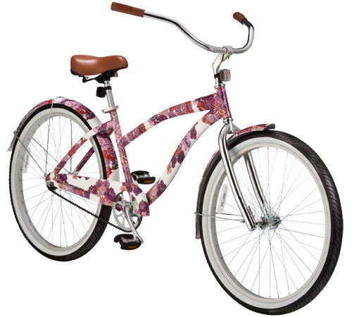 Liberty of London bicycle for Target