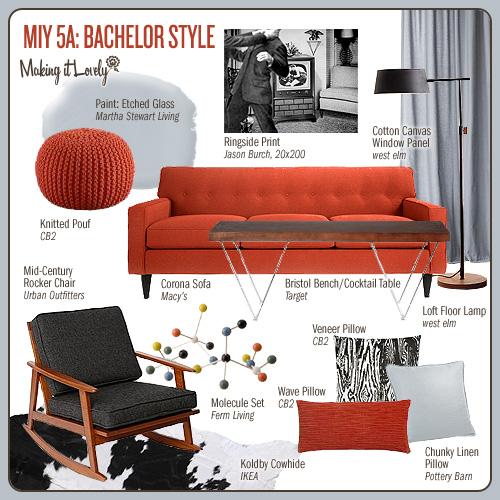 MiY 5a: Bachelor Style