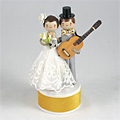 Small Object Wedding Toppers