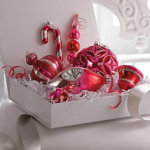 Martha Stewart Vintage Ornament Collection
