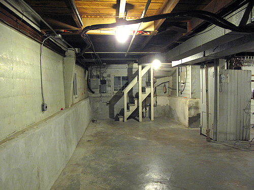 The Empty Basement