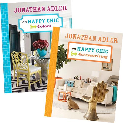 Jonathan Adler Books