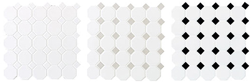 Tile For The Basement Laundry Room And Half Bath Making