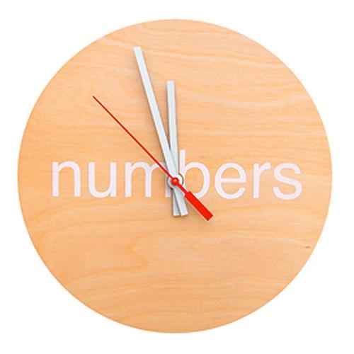Literally Clock