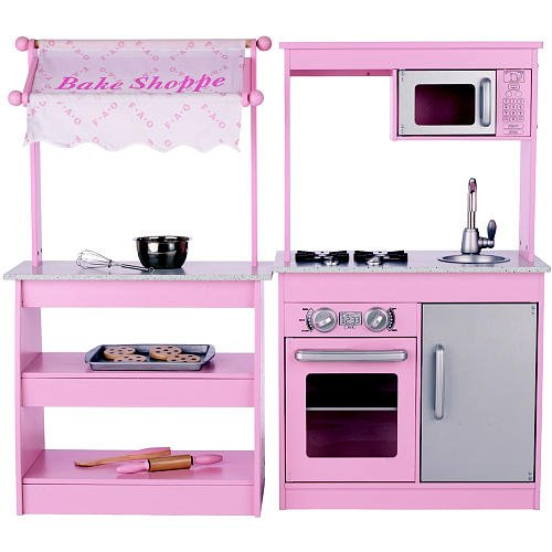 Bake Shoppe Play Kitchen