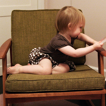 Eleanor's New Rocking Chair