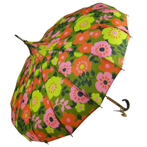 Vintage Pagoda Umbrella