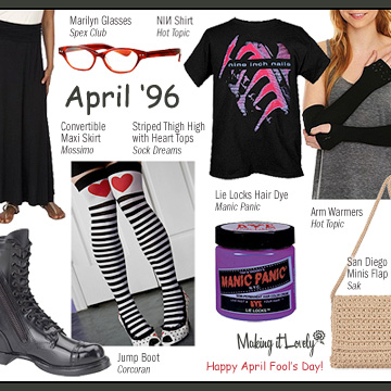 Style: April '96 (Happy April Fool's Day!)
