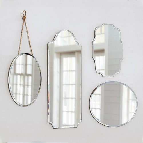 Eleanor Frameless Mirrors – Making it Lovely