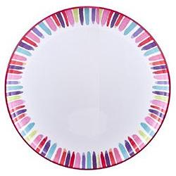 Home Stems Melamine Plate
