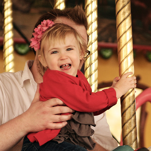Eleanor Loves the Carousel