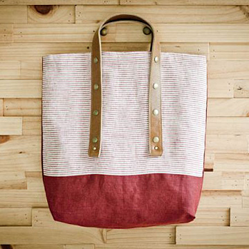 Fabric & Handle Bags