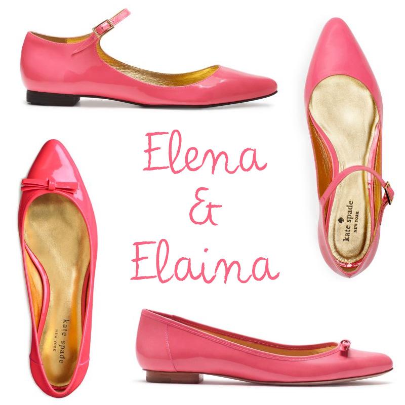 Elena and Elaina