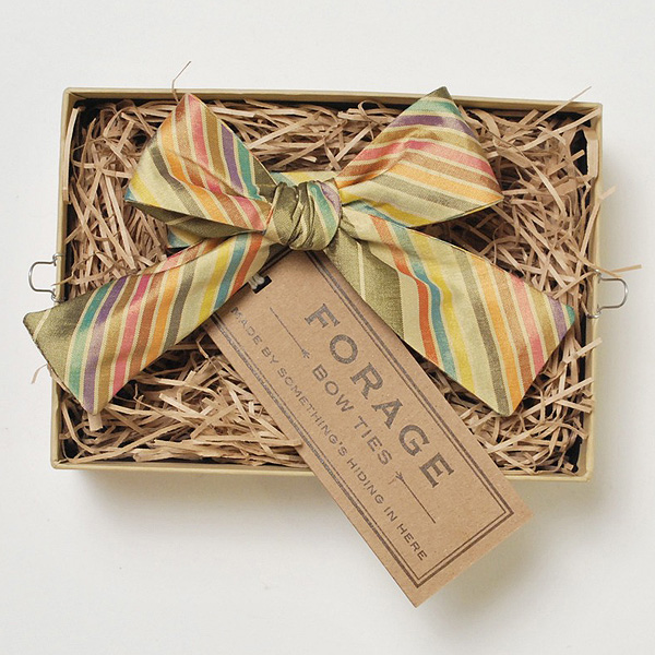 Forage Bow Tie for Ladies
