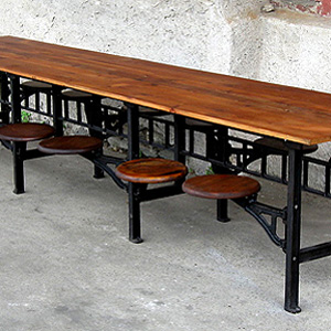Industrial Cafeteria Table