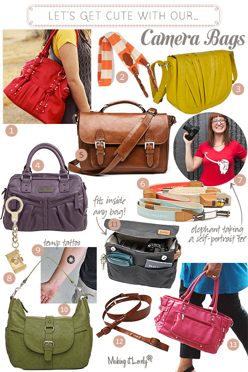 Lola Camera Bag