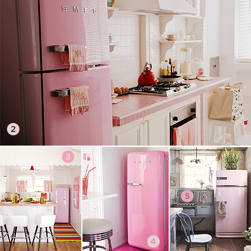 Dreaming of a Pink Refrigerator