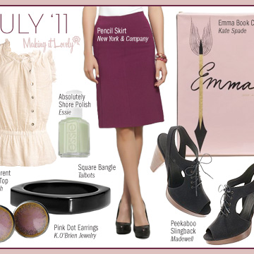 Style: July 2011