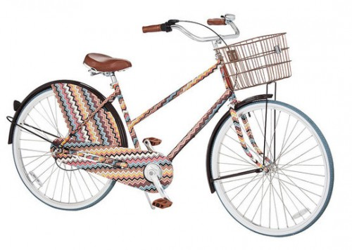 Bikes At Target Missoni for Target Bicycle
