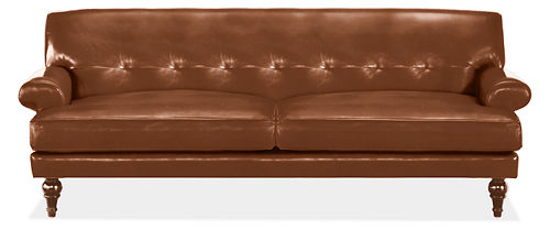 Selby Leather Sofa