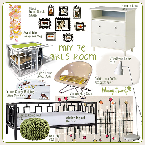MiY 7e: A Girl's Room