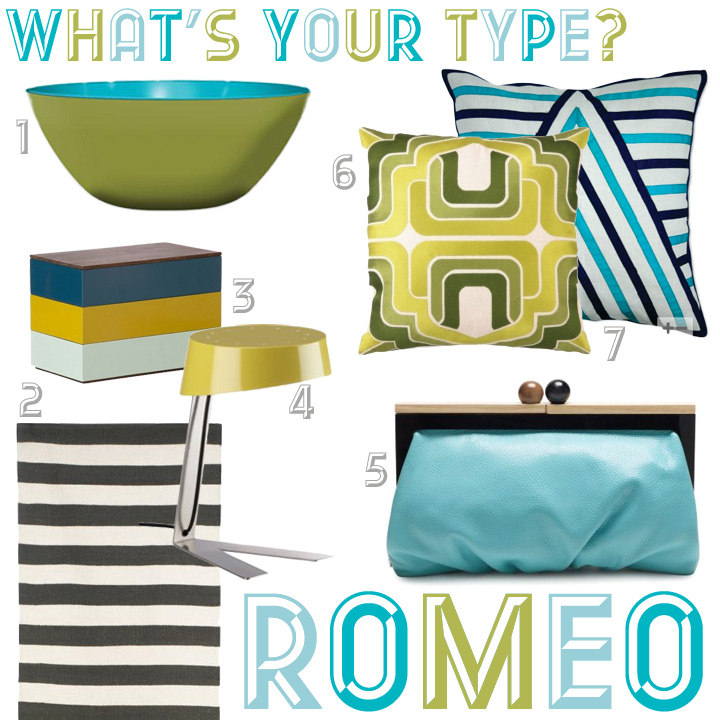 What's Your Type: Romeo
