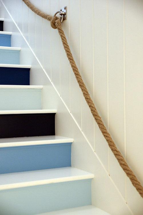 Jonathan Adler Beach House Stairs