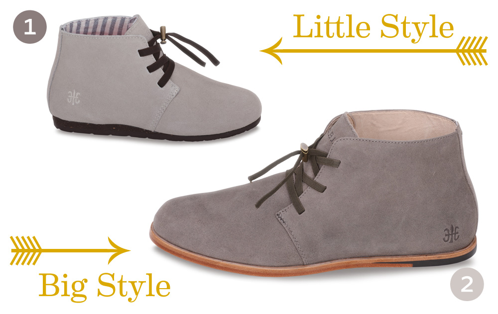 Roland Shoes (Little Style / Big Style)