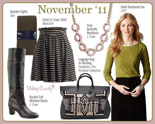 Style: November '11