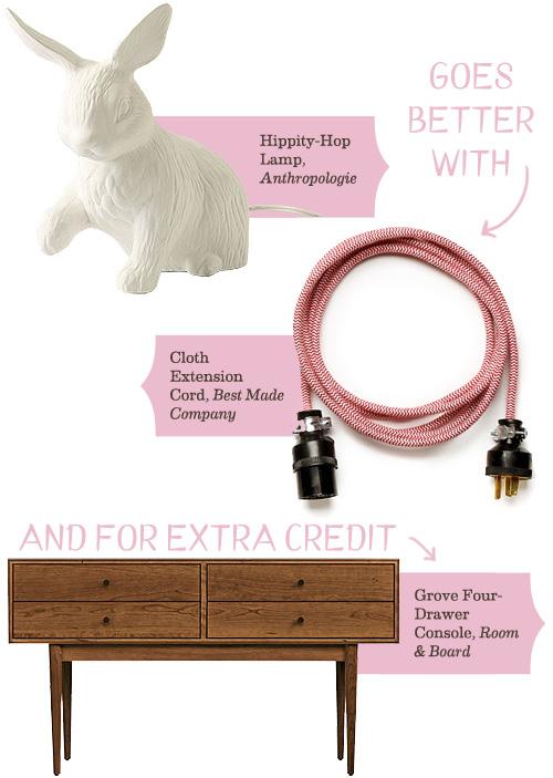 Hippity-Hop Lamp