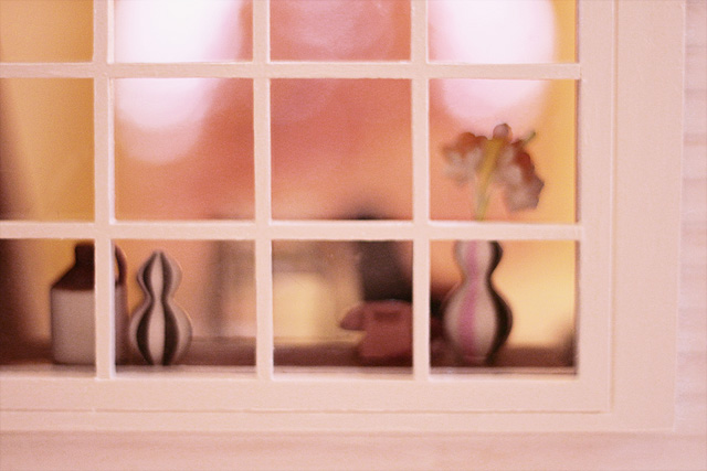 Like a Peeping Tom: A Peek Inside the Dollhouse