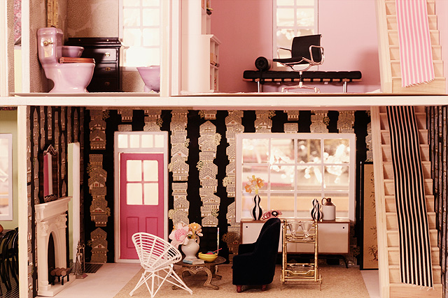 A Dollhouse Made Lovely Making It Lovely