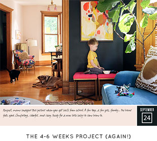 The 4-6 Weeks Project  (Again!)| Making it Lovely