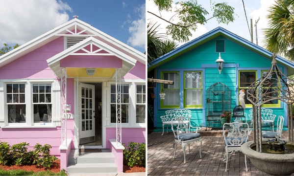 His and Hers Cottages