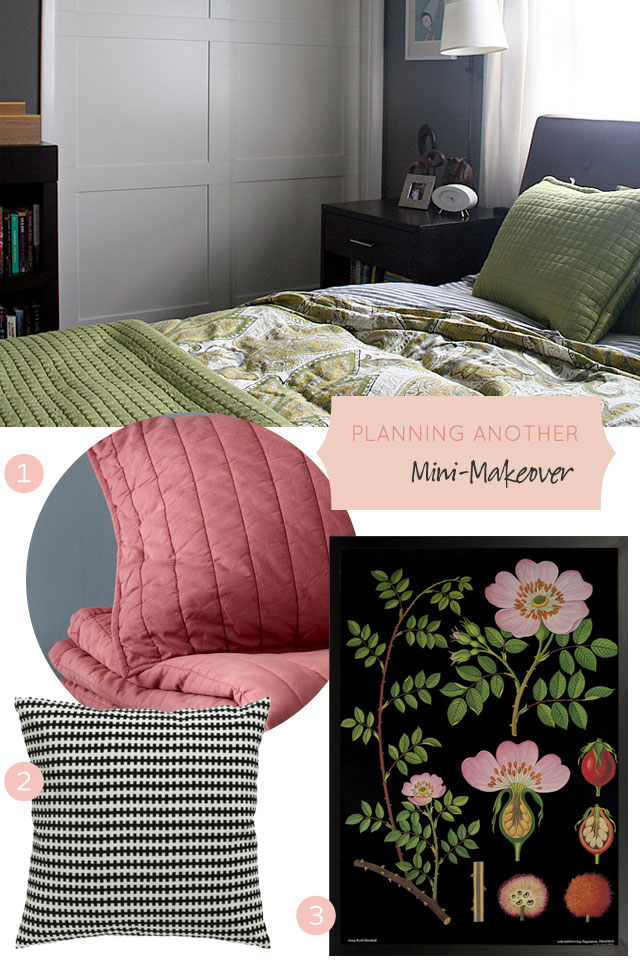 Bedroom Mini-Makeover