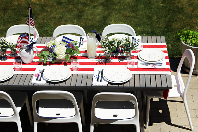 Beautiful BBQ Table Settings: Ideas And Inspiration